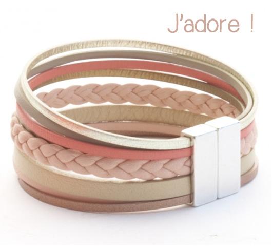 bracelet cuir fran ais pour femme j 39 ai test pour vous. Black Bedroom Furniture Sets. Home Design Ideas