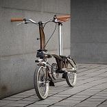 Le vélo Brompton !