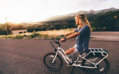 Le vélo électrique pliant