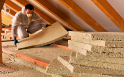 Service d'isolation et rénovation du logement
