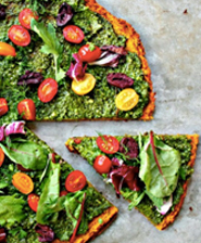 pizza-vegetarienne
