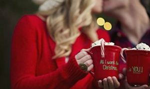Deux tasses pour un couple à offrir pour Noël.