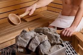 Pierres de sauna