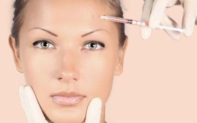 Éliminer les signes du vieillissement avec une injection de Botox