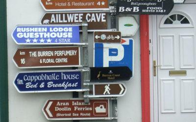 Combien coûte un panneau de signalisation ?