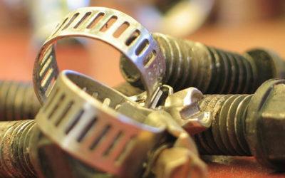 Où acheter des colliers de serrage ?