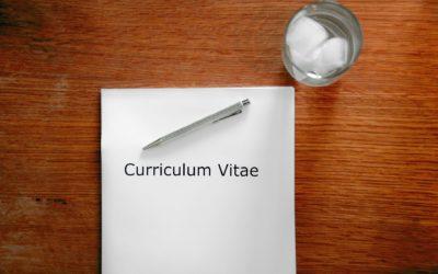 Tour d'horizon des différents types de CV